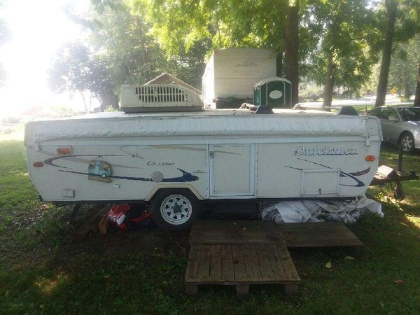 2000 Duthman camper