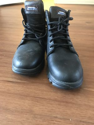 WORK BOOTS MEN for Sale in Moreno Valley, CA