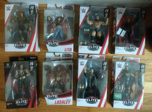 Wwe 8 figures for Sale in Lake Grove, NY