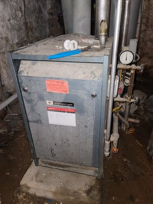 Residential Gas Steam boiler PE -5 Series 3 for Sale in Queens, NY