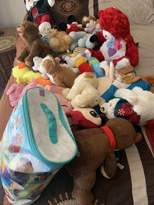 Stuffed Animals and Kids LEGO for Sale in La Mesa, CA