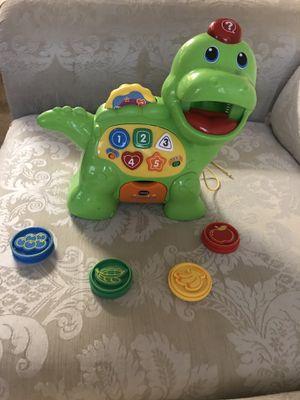 Vetch chomp & count Dino for Sale in Redmond, WA