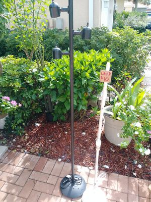 Floor lamps. Priced each for Sale in Fort Myers, FL