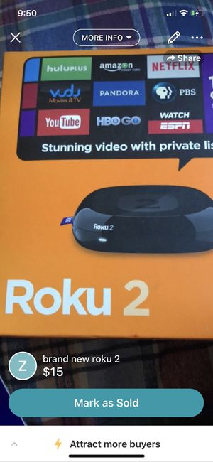 Roku for Sale in Normal, IL