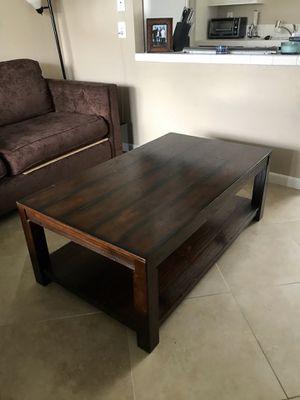 Coffee Table for Sale in Huntington Beach, CA