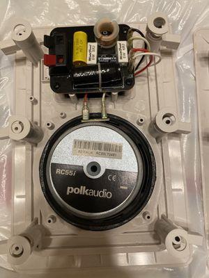 6 Polk Audio RC55i for Sale in Keller, TX