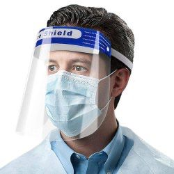 FACE SHIELD ANTI FOG ANTI DROPLETS (BRAND NEW SEALED) for Sale in Lewisville, TX