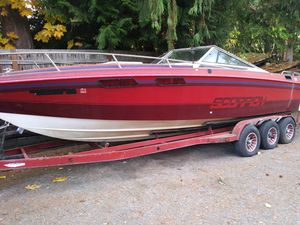 1980 26 ft Chris Craft scorpion for Sale in Tacoma, WA