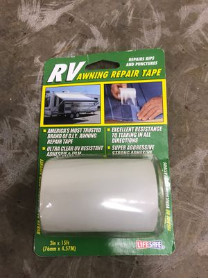 RV Awning Repair Tape for Sale in Gladstone, OR