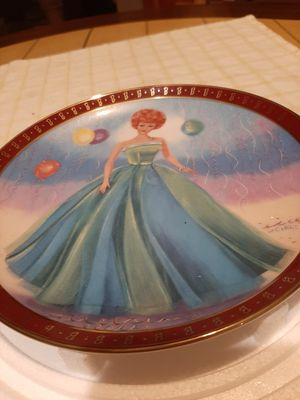 1992 barbie plates for Sale in Shakopee, MN