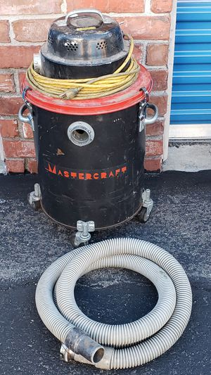 MASTERCRAFT Shop Vac for Sale in Westminster, CO