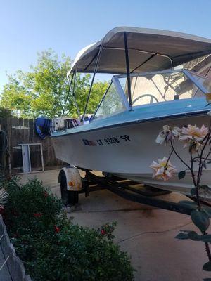 1968 Bayliner Boat 16ft for Sale in Hughson, CA