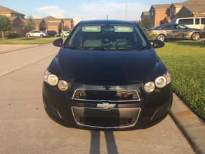 Chevy sonic 2015 for Sale in Houston, TX