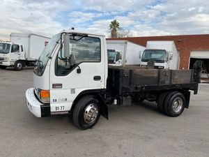 Flatbed Isuzu 2003 runs excellent no mechanical issues for Sale in Alhambra, CA