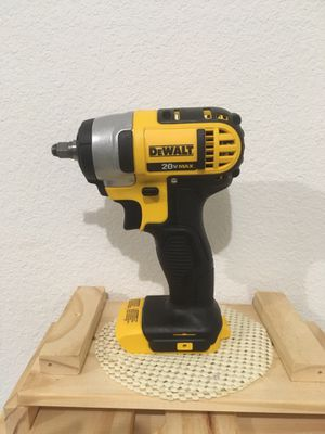 Dewalt 20v impact wrench 3/8 (TOOL ONLY) for Sale in Salem, OR