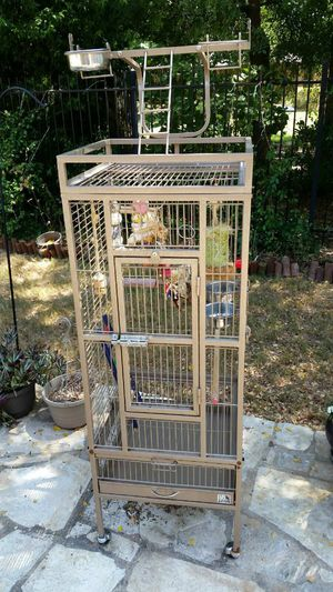 Metal Bird Cage for Sale in Austin, TX