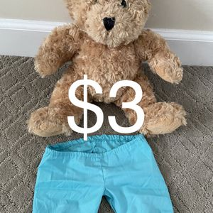 """16"""" Teddy Bear Plush Toy for Sale in Midway City, CA"""