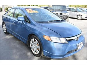 2008 Honda Civic Sdn for Sale in Atwater, CA