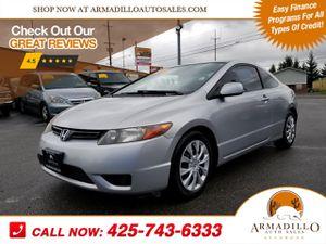 2006 Honda Civic Cpe for Sale in Lynnwood, WA