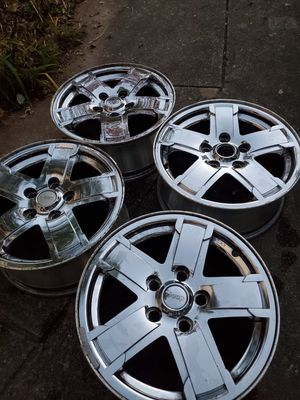 Wheels for Jeep for Sale in Rockville, MD