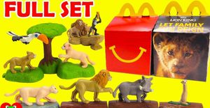 McDonald's Lion king Complete Set for Sale in Commerce, CA