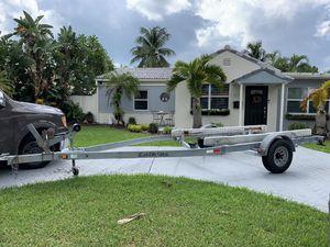 Calkins Single Axel Boat Trailer for Sale in Hollywood, FL