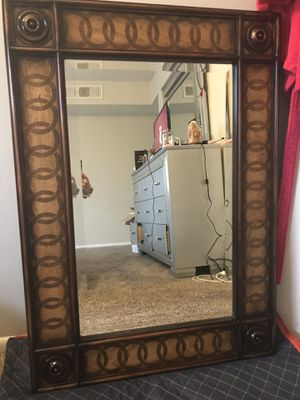 Antique mirror for Sale in West Palm Beach, FL