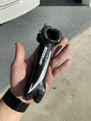 Fsa carbon stem 130mm road bike for Sale in Westminster, CA