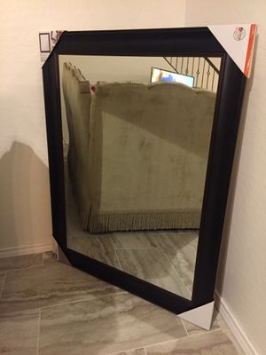 New Wall Mirror 35.5 x 45.5 for Sale in Phoenix, AZ