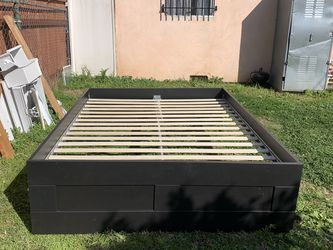 IKEA Queen Bed for Sale in Los Angeles,  CA