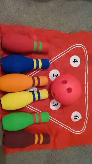Kids bowling game for Sale in Florida City, FL
