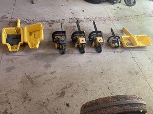 McCulloch chainsaws for Sale in Ionia, MI