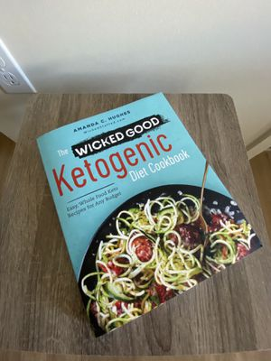 Cook Book - The Wicked Good Ketogenic Diet for Sale in Arlington, VA