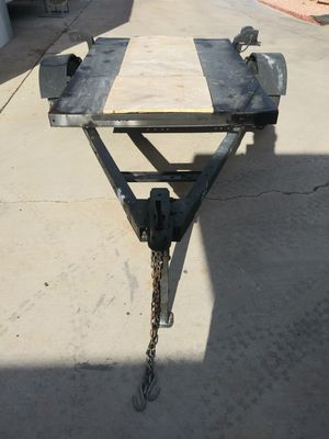 4x6 trailer for motorcycle or quad or..... for Sale in Las Vegas, NV