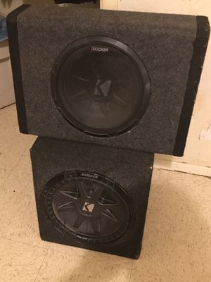 2 kickers for Sale in Chandler, AZ