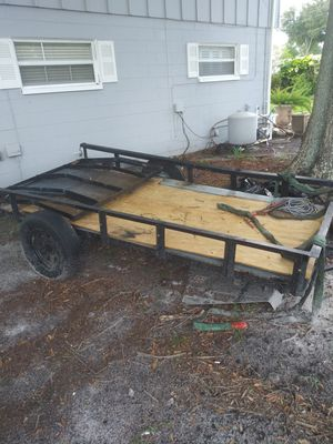 5 x 10 trailer single axle for Sale in Largo, FL