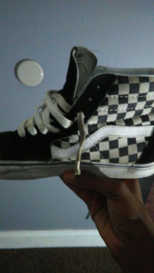Checkered Board Vans for Sale in Columbus, OH