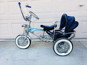 "12"" lowrider bike trike for Sale in Tolleson, AZ"