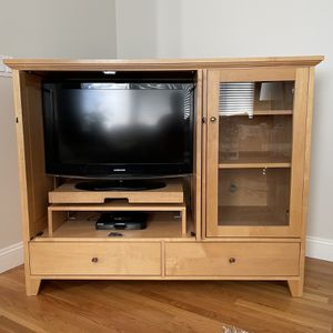 TV Stand With Storage for Sale in Cambridge, MA