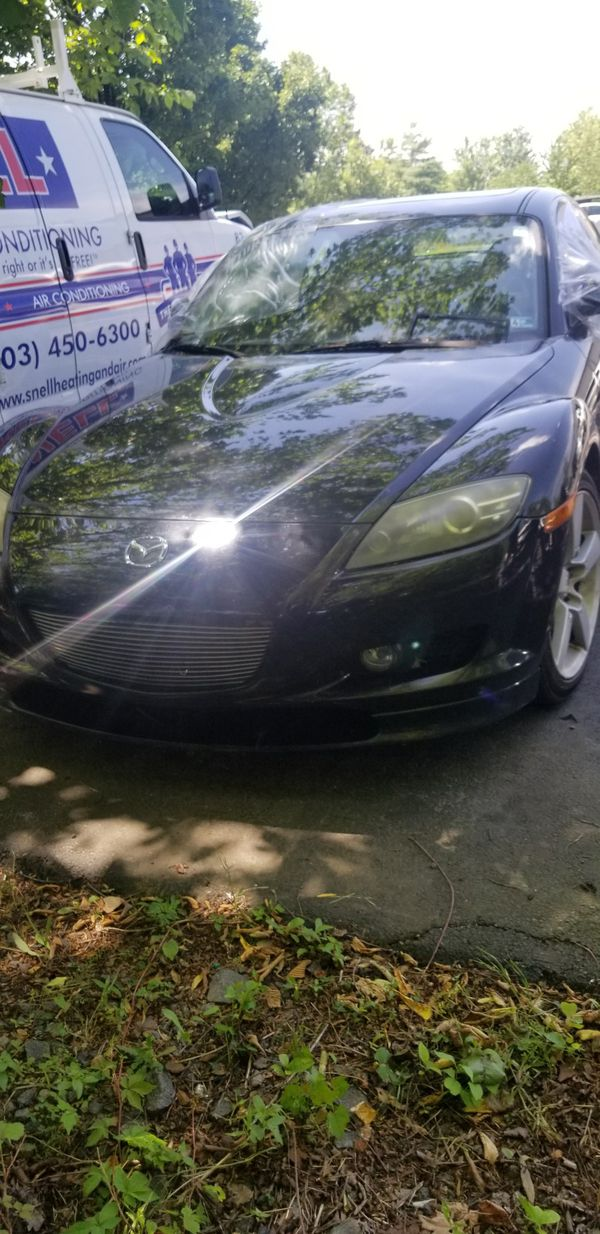 2007 Mazda rx8 for PART, whole car