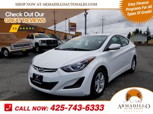 2015 Hyundai Elantra for Sale in Lynnwood, WA
