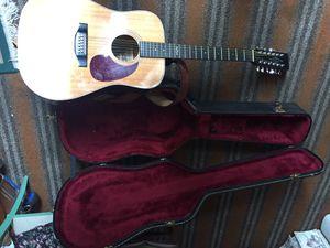12 string Alvarez Guitar for Sale in Lock Haven, PA