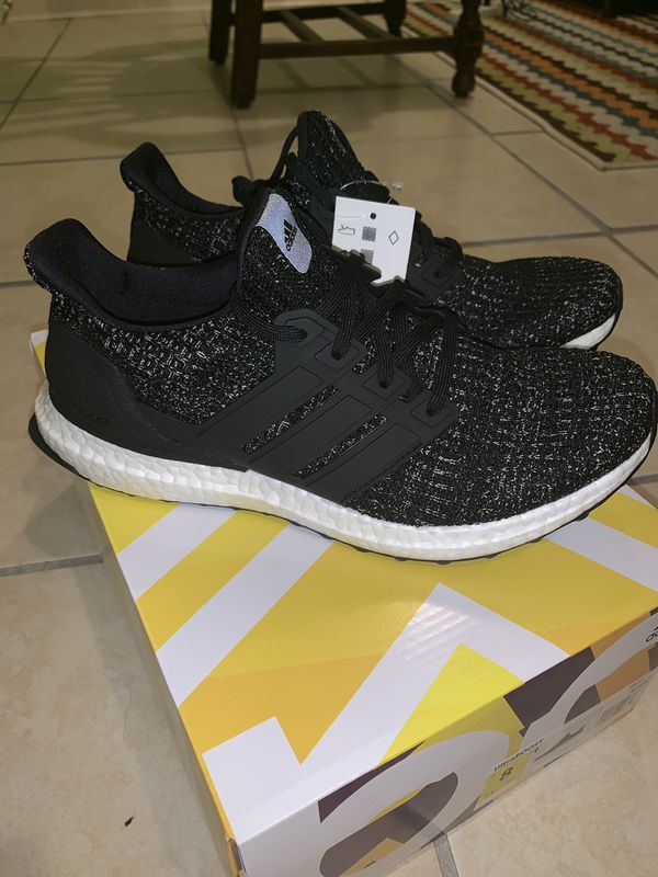 Adidas Ultraboost 4.0 Core Black- Men's Size 7
