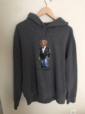 Polo Ralph Lauren Tuxedo Bear Hooded sweatshirt for Sale in New Port Richey, FL
