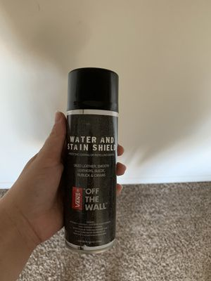 Vans water and stain shield for Sale in Town 'n' Country, FL