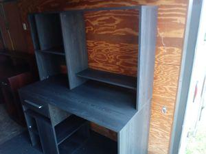 Black oak desk for Sale in Lebanon, TN