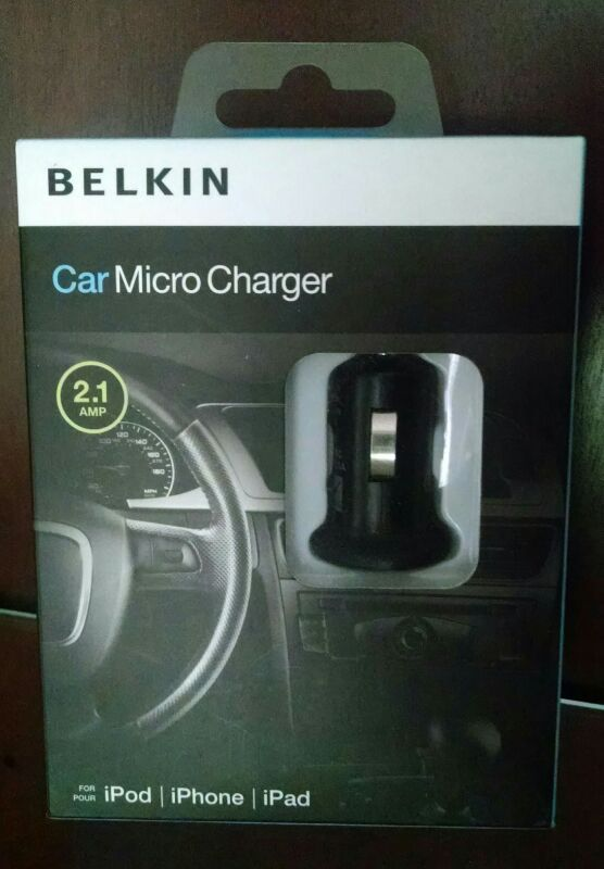 Belkin Car Micro Charger