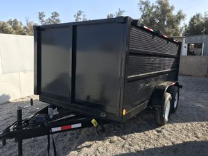 Brand New Dump Trailer 2019 12x4x8 for Sale in Los Angeles, CA