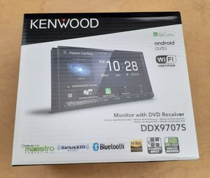 NEW! Kenwood DVD multimedia receiver for Sale in East York, PA