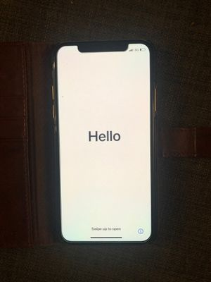 Basically new iPhone X 64gb for Sale in Palo Alto, CA